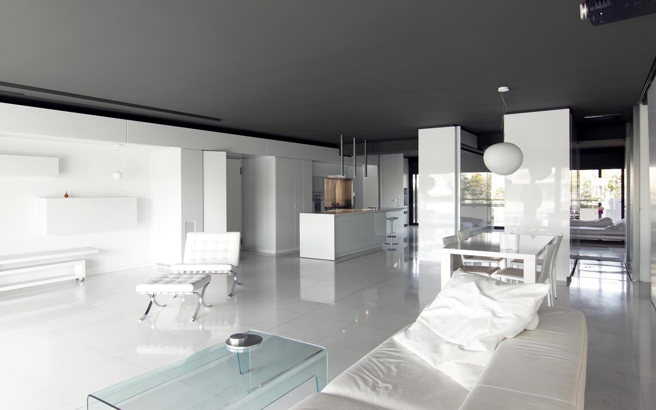 Apartamento em Makrygianni / Hiboux ARCHITECTURE, Cortesia de Hiboux ARCHITECTURE
