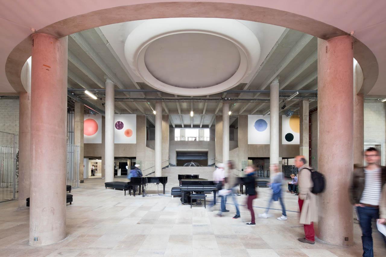 Ampliação do Palais de Tokyo  / Lacaton & Vassal, ©11h45