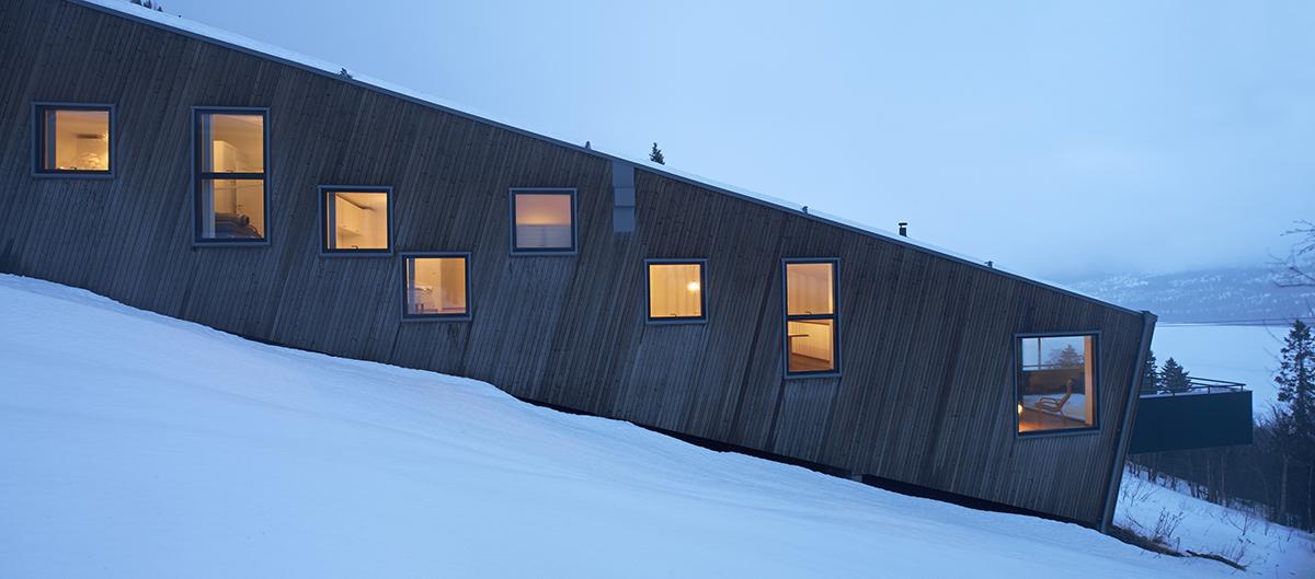 Åre Solbringen / Waldemarson Berglund Arkitekter, ©  Ake E:son Lindman