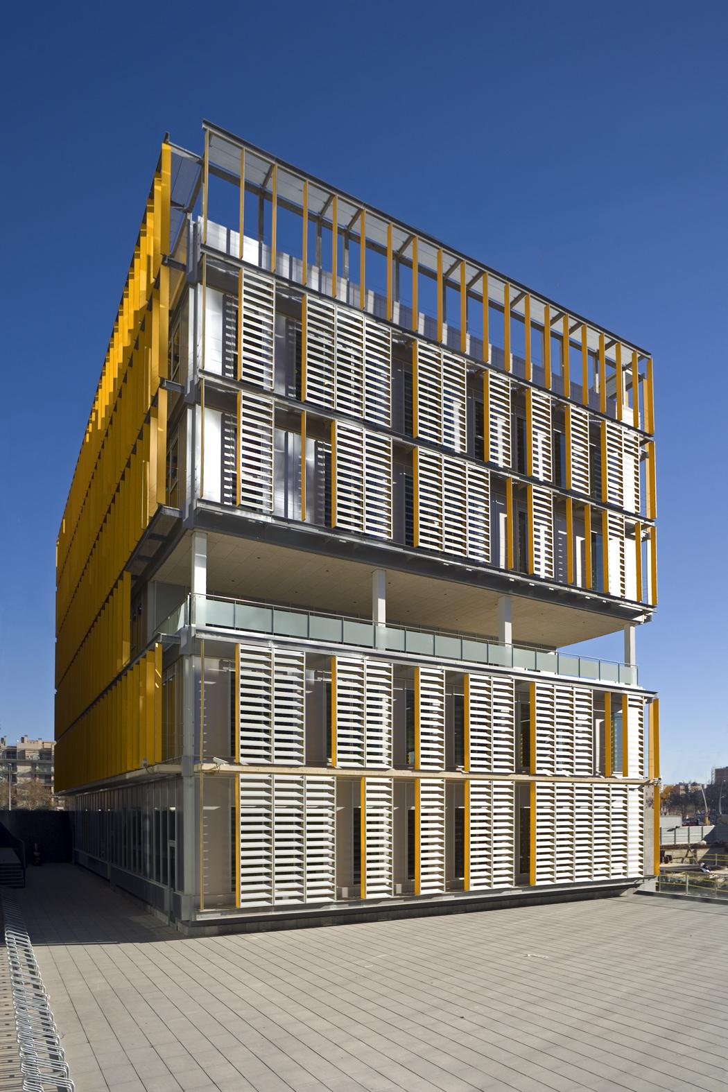 Radio Nacional da Espanha Headquarters / Ravetllat-Ribas, © Roger Casas