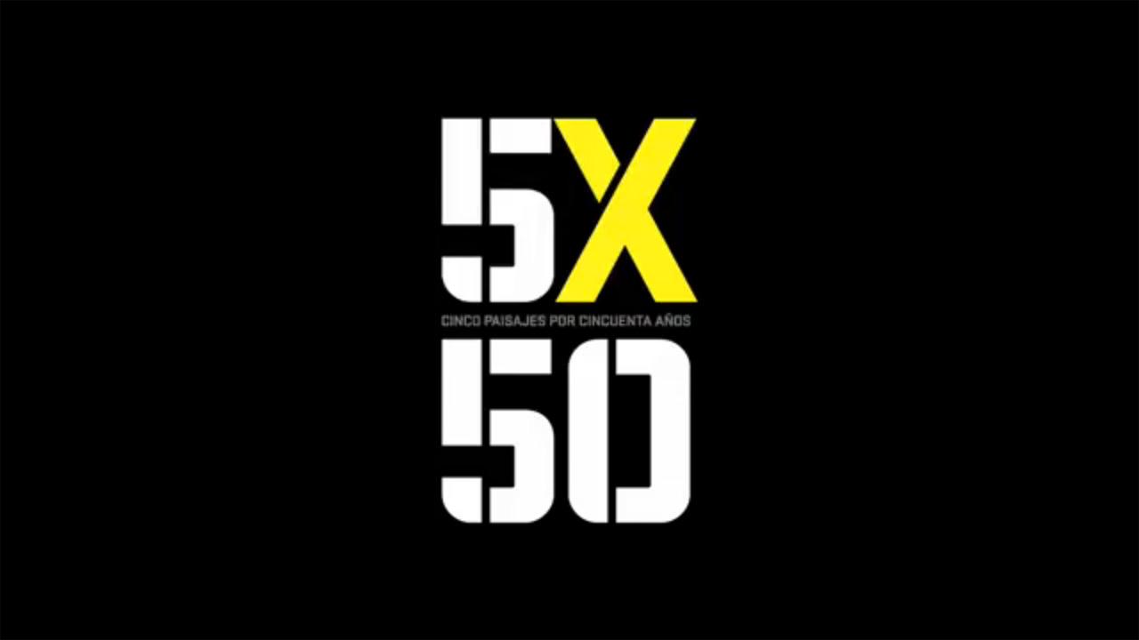 5 paisagens x 50 anos: Madri