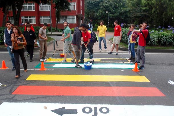 WikiCity Bogotá: como os cidadãos podem melhorar a segurança no trânsito, WikiCity Bogotá