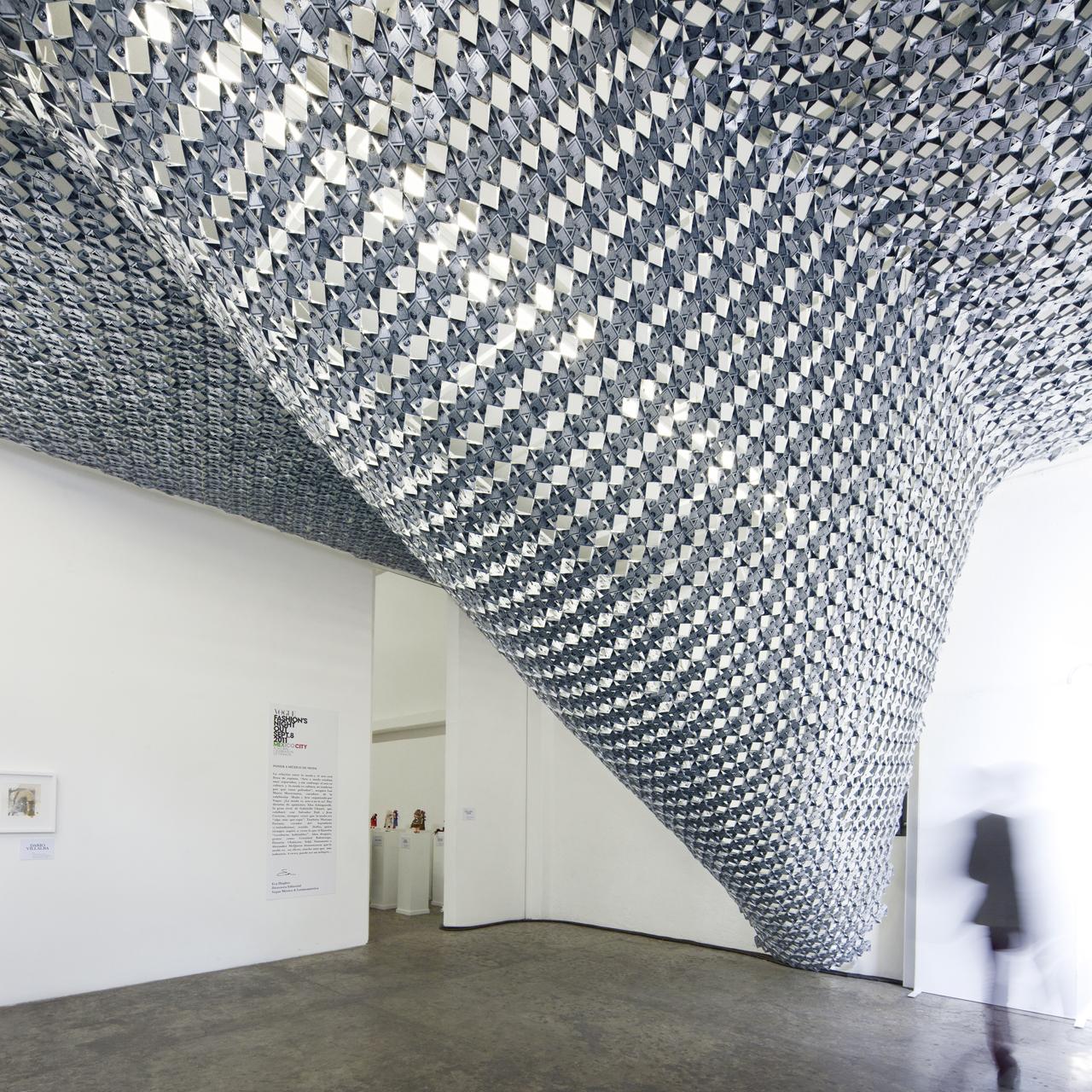 Pavilhão FNO / Estudio MMX, © Yoshihiro Koitani