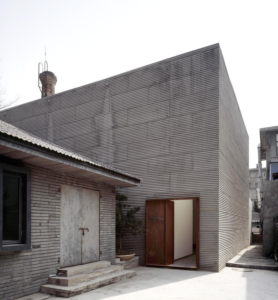 Galería Nan / AZL architects , © Nacasa & Partners
