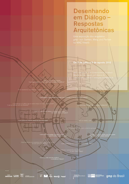 GMP – Desenhando em Diálogo – Respostas Arquitetônicas no MAC Niterói / Rio de Janeiro, Divulgação