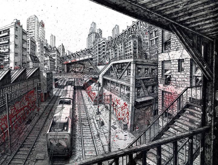 Arte e Arquitetura: A cidade global / Deck Two, © Deck Two
