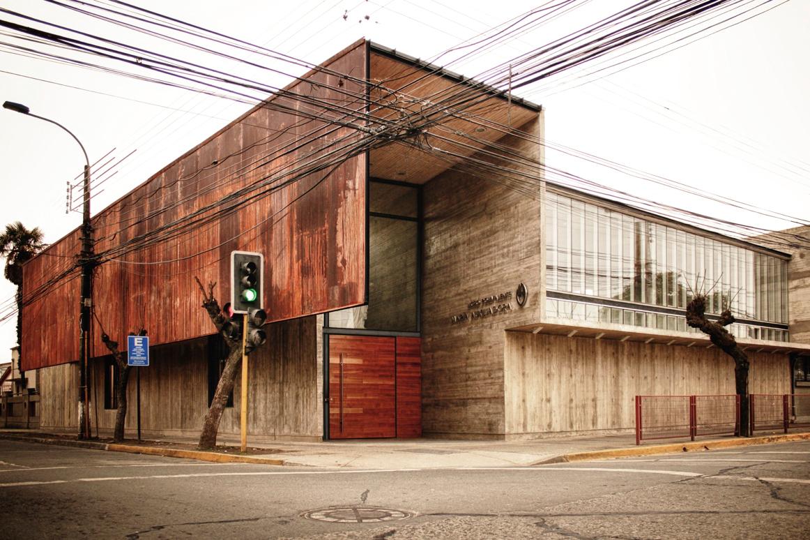 Edifício Administrativo Liceu María Auxiliadora / SURco, ©  SURco