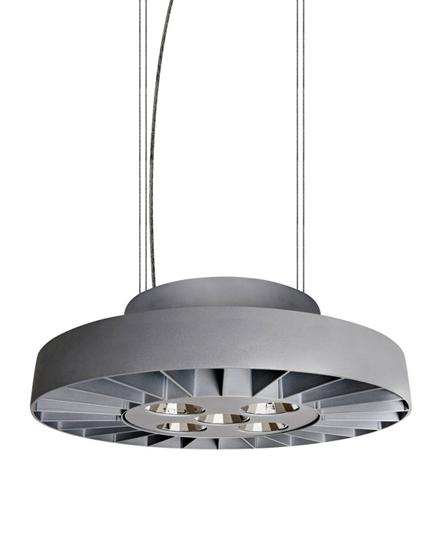 Redefinição das luminárias LED, Via Betacalco