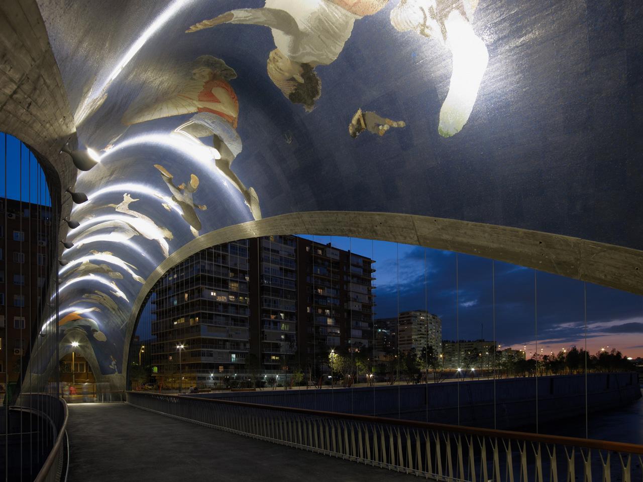 Madrid RIO / West 8, Burgos & Garrido, Porras La Casta, Rubio Alvarez Sala , © Jeroen Musch