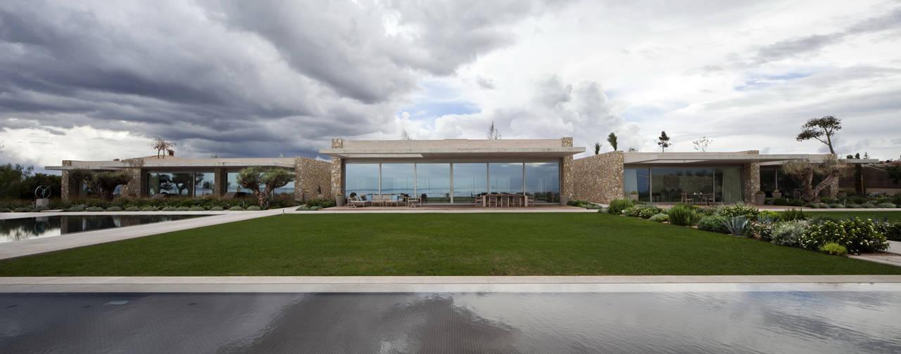 Villa London / CMV Architects, Cortesia de CMV Architects