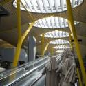 Terminal 4, Aeroporto de Barajas, Madri / Richard Rogers & Estudio Lamela © Duccio Malagamba