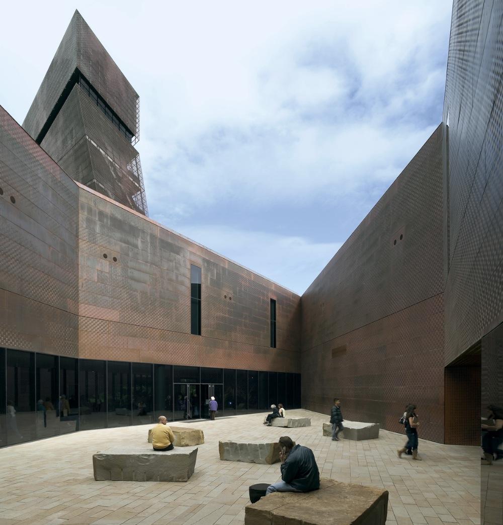 Fotografia e Arquitetura: Duccio Malagamba, de Young Museum / Herzog & de Meuron © Duccio Malagamba