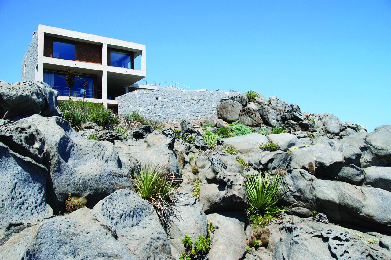 Duas Casas em Punta Pite / Izquierdo Lehmann, © Luis Izquierdo
