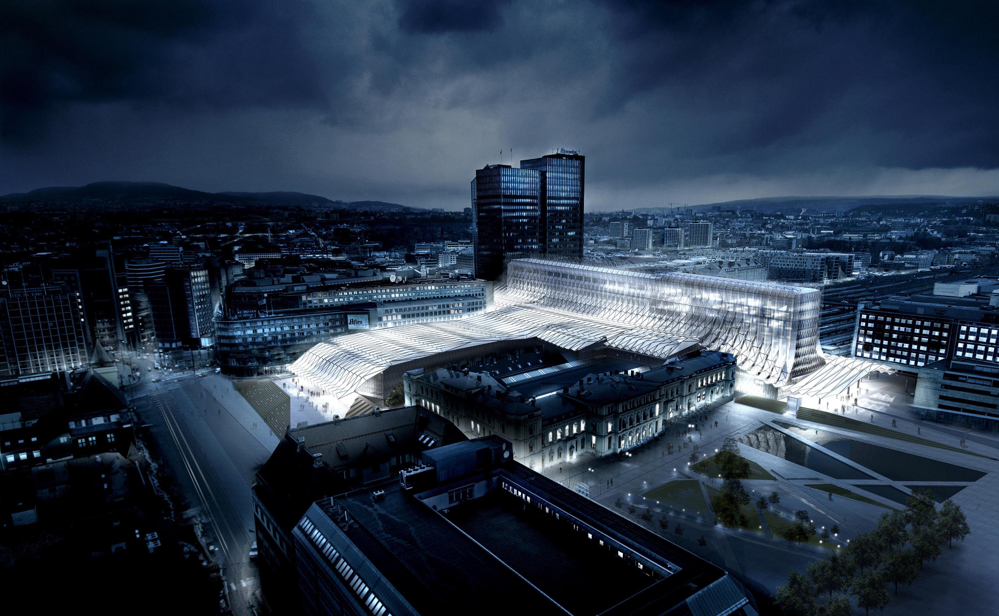 Tecnologia e Arquitetura: MIR, © Mir Visuals
