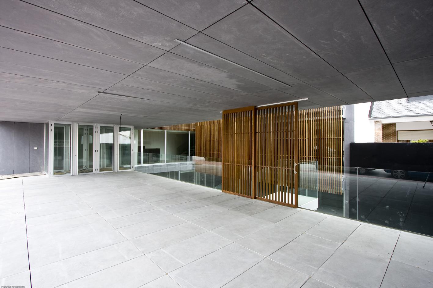 Centro Cívico Municipal de Boecillo / José Manuel M. Rodríguez, Inés E. Conesa, Fernando N. Fernández, © Pedro Iván Ramos Martín
