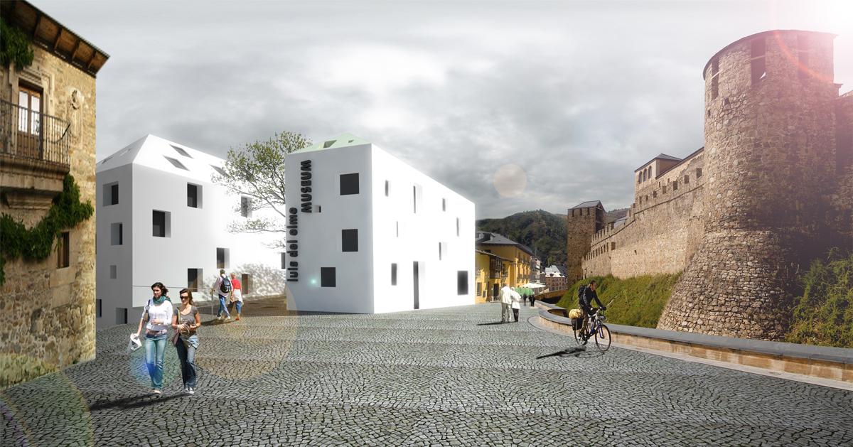 Ampliação do Museu do Rádio de Ponferrada / VAUMM arkitekturak + Taperstudio, Cortesia de Vaumm