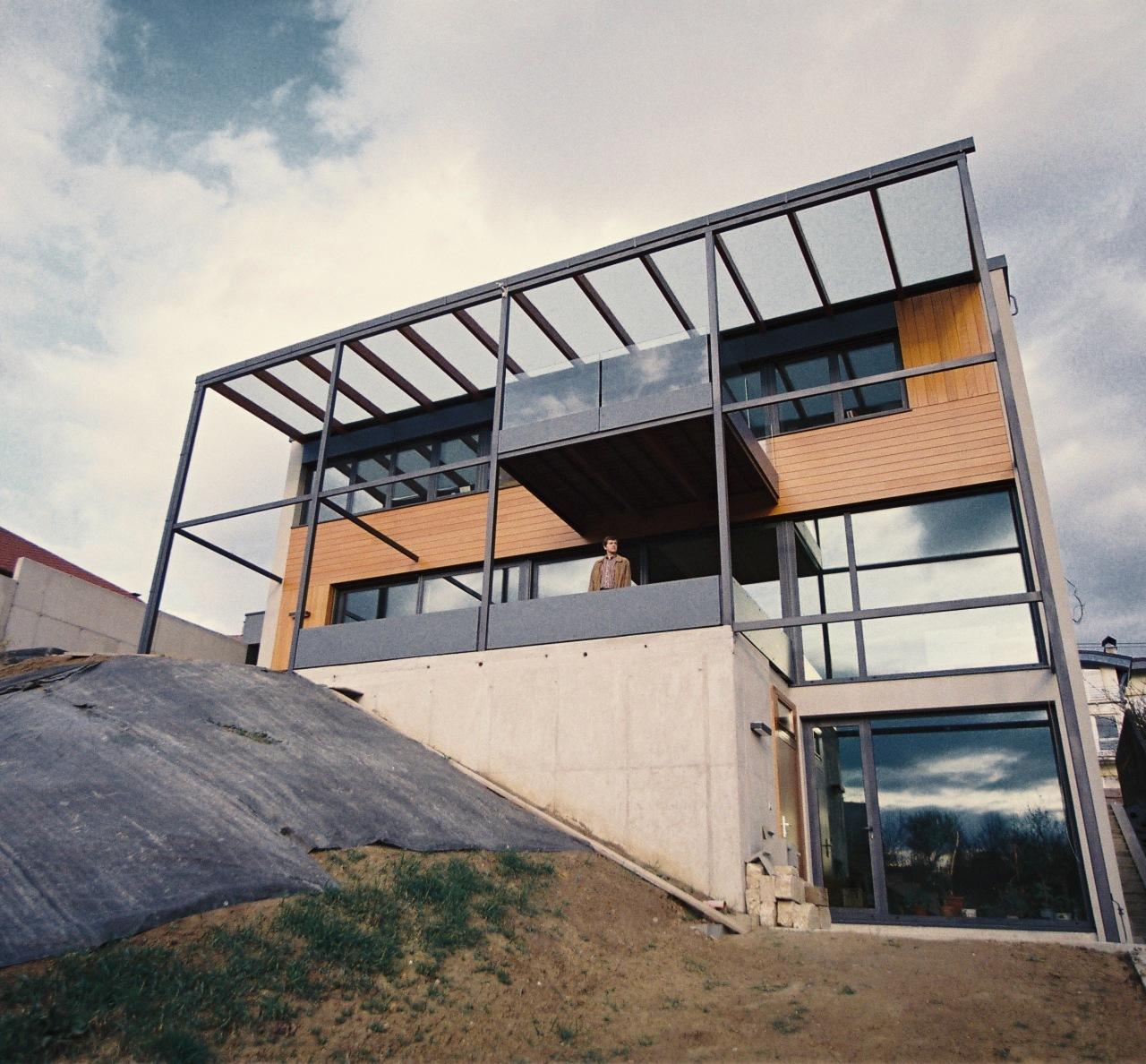 Villa P / Architektonicke Studio Atrium, © Cortesia de Architektonicke Studio Atrium