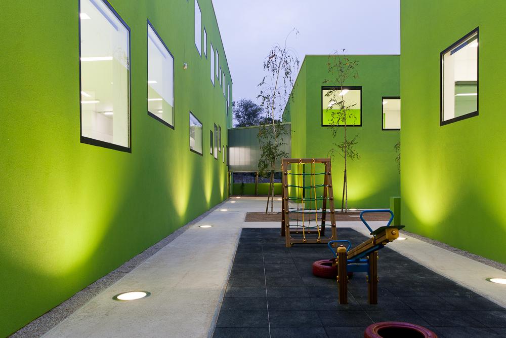 Centro Educativo das Antas / AVA, © José Campos