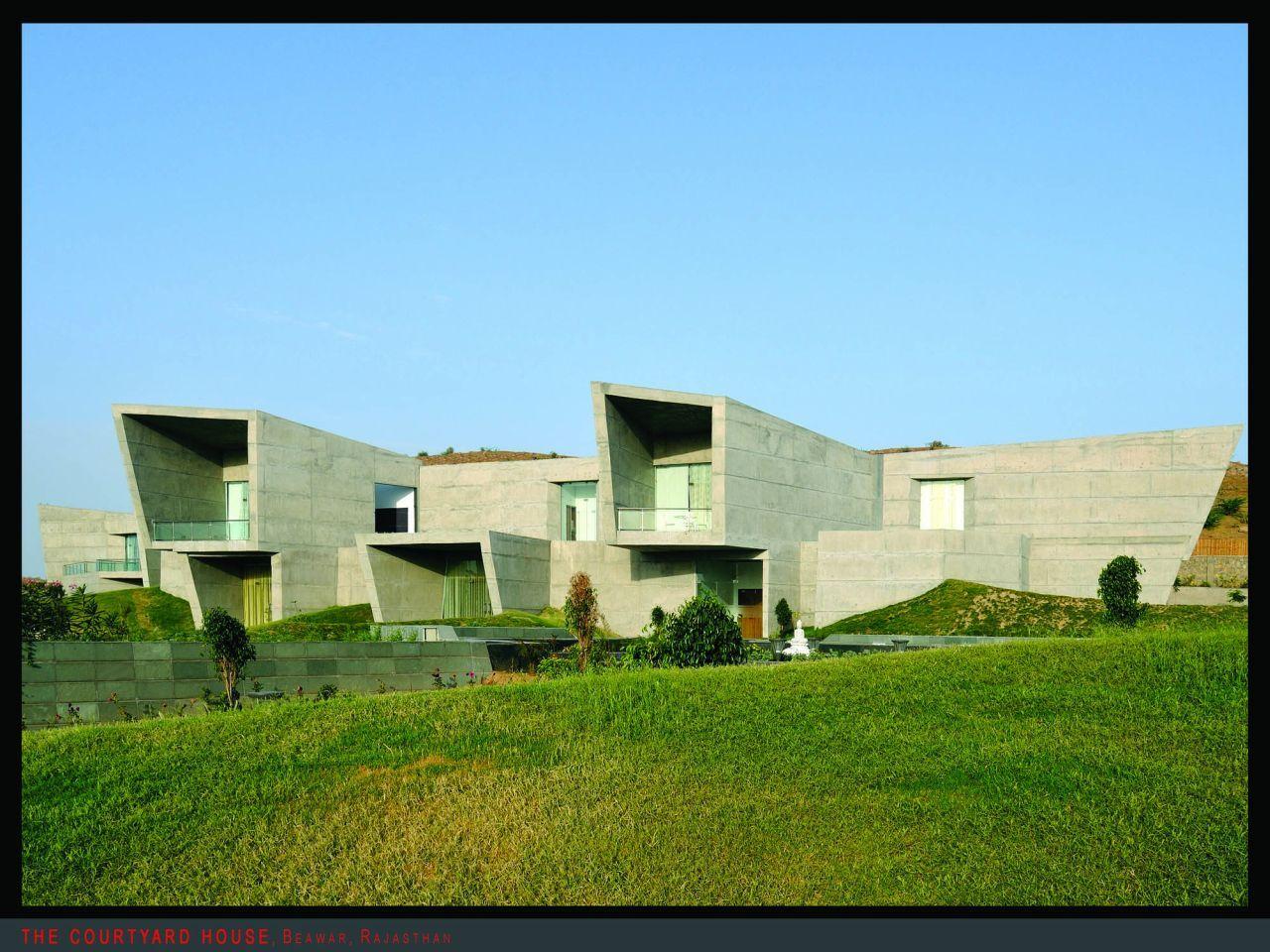 Casa Pátio / Sanjay Puri Architects, © Cortesia de Sanjay Puri Architects