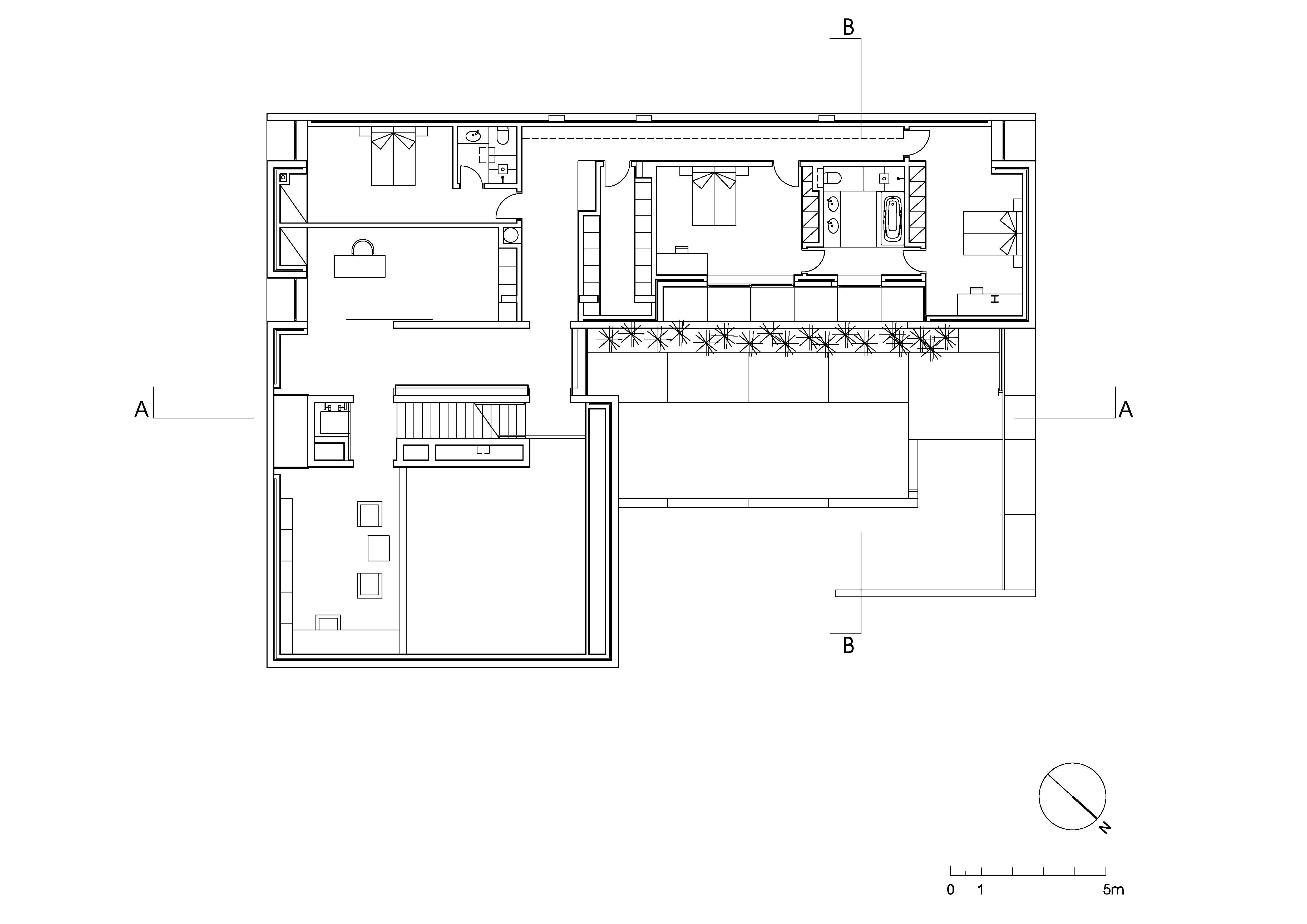 Galeria de Casa em Aldoar / Topos Atelier De Arquitectura - 12