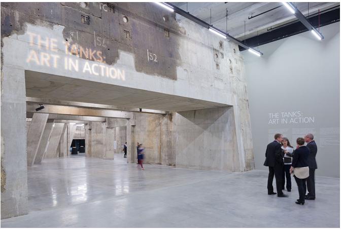 Os Tanques Abertos / Tate Modern / Herzog + de Meuron, © Iwan Baan
