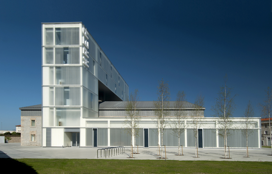 Centro Artístico Krea / Roberto Ercilla Arquitectura, © Cortesia de Roberto Ercilla Arquitectura