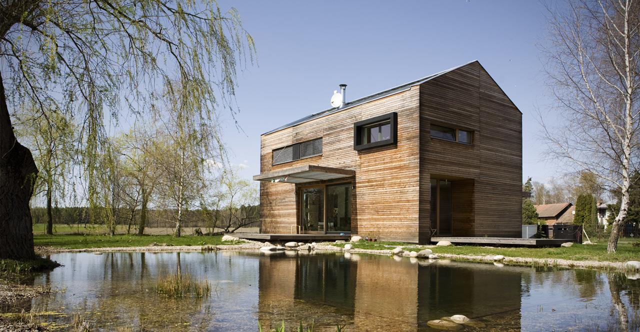 Casa em Bohumilec / mimosa architekti, © Lucie Mlynarova