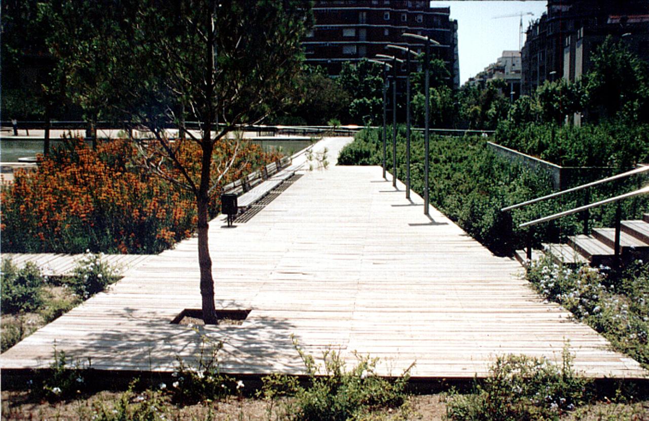 Jardins do Príncipe de Girona / Jordi Farrando, © Jordi Farrando, Josep Gri, Jorge Mestre – Ivan Bercedo
