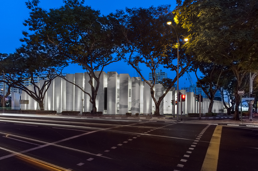UOL Edge Gallery / Ministry of Design, © CI&A Photography – Edward Hendricks