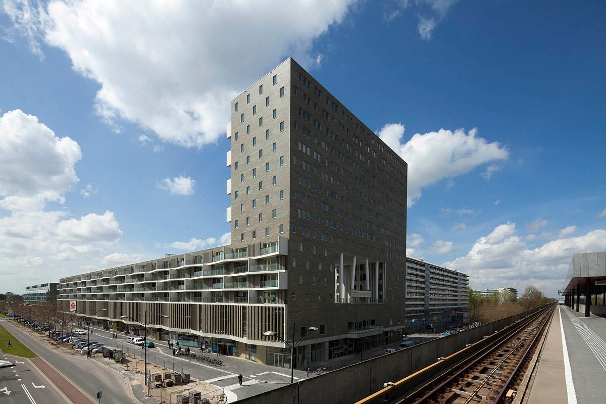 De Kameleon / NL Architects, © Luuk Kramer