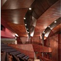 The Lyric Theatre, Belfast / O'Donnell + Tuomey – Cortesia de RIBA