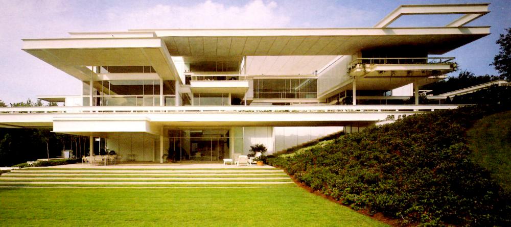 Clássicos da Arquitetura: Residência Bass / Paul Rudolph, © Tony Monk