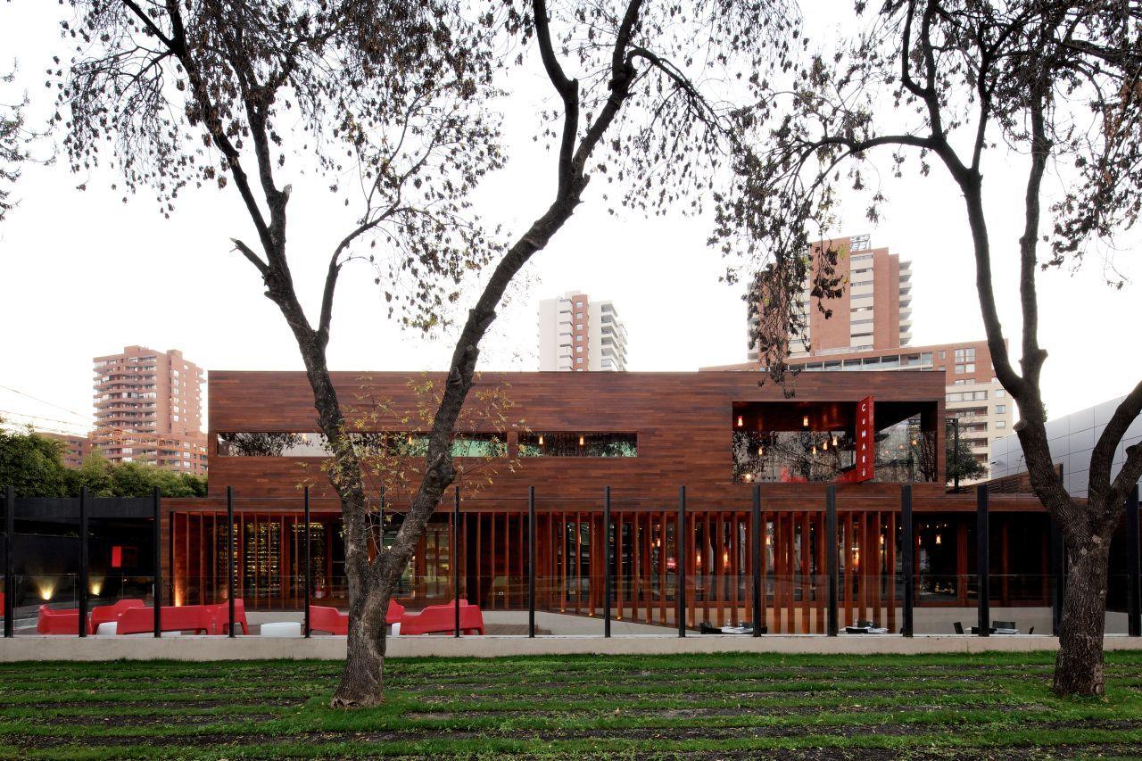 Restaurante Cumarú / Gonzalo Mardones Viviani