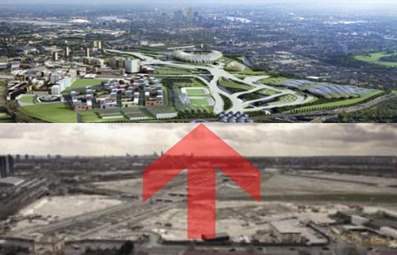 Plano Diretor Londres Olímpico: Regeneração Urbana inteligente