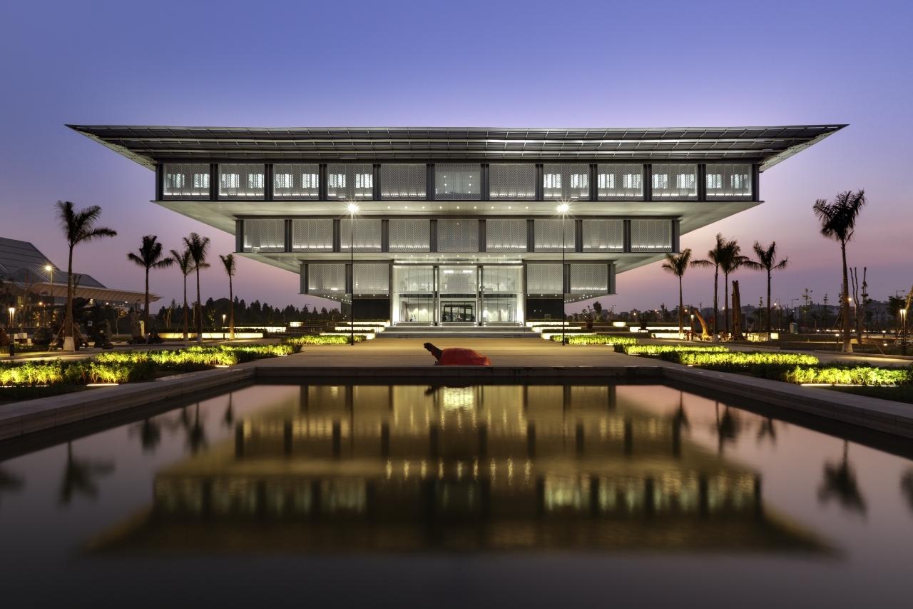 Museu de Hanoi  / gmp Architekten, © Marcus Bredt