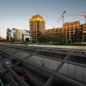 Em construção: Titanium - Costanera Center, Santiago, Chile - © Pablo Blanco
