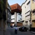 Centro Cultural Gabriela Mistral| Cristian Fernandez Arquitectos + Lateral, Santiago, Chile - © Pablo Blanco