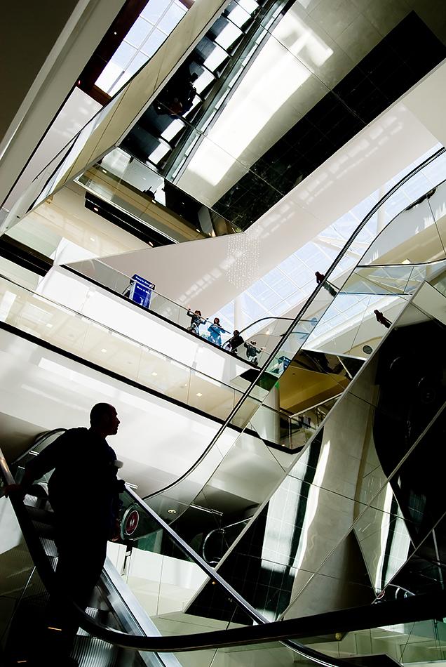 Fotografia e Arquitetura: Pablo Blanco, Shopping Arauco Maipú, Santiago, Chile - © Pablo Blanco