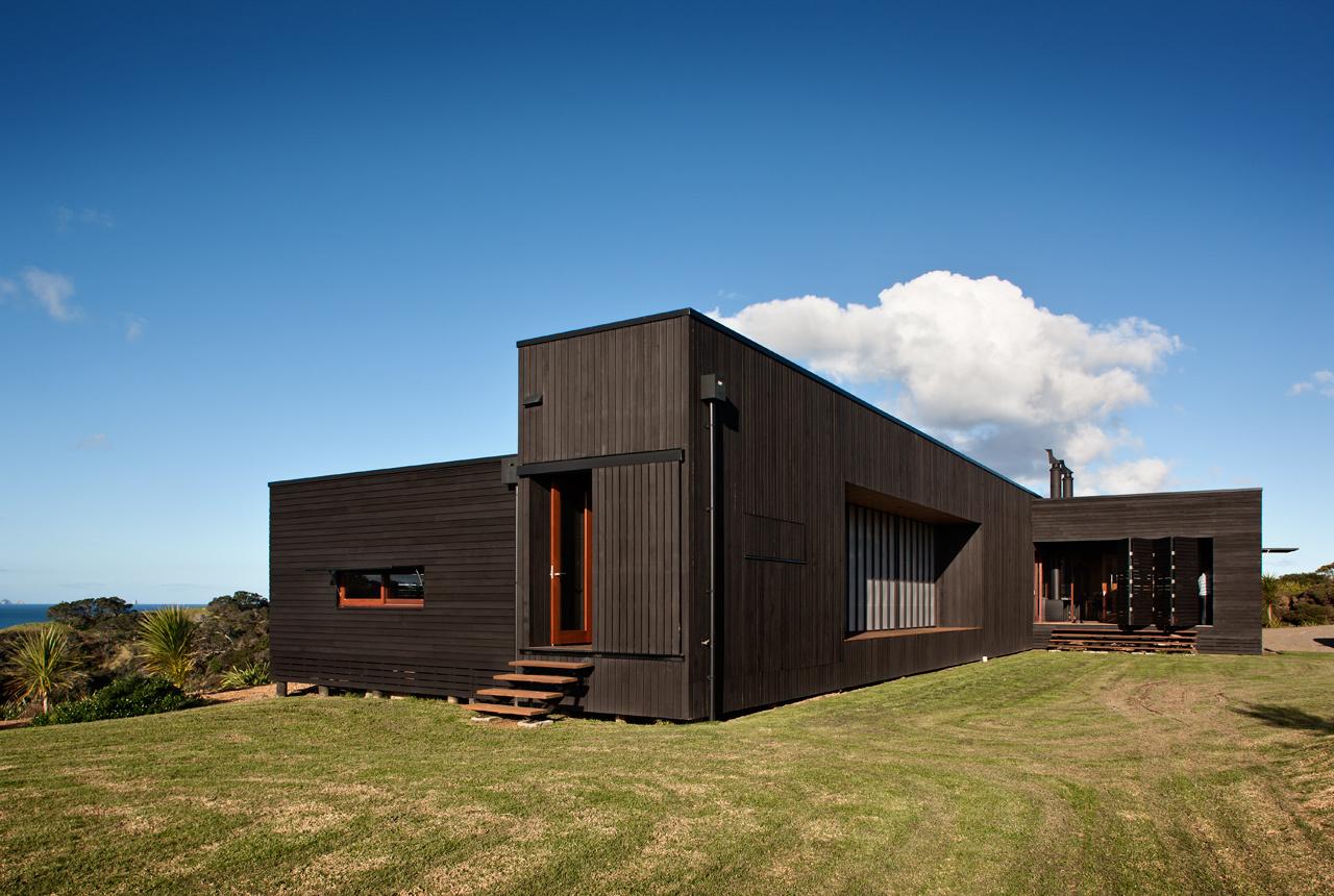 Casa Tutukaka  / Crosson Clarke Carnachan Architects , © Simon Devitt