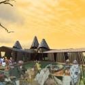 Prêmio Fundadores: Paicho Huts, Uganda / Andrew Amara