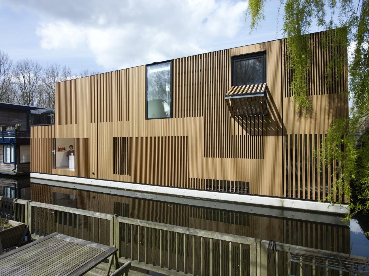 Water Villa / Framework Architects + Studio Prototype, © Jeroen Musch