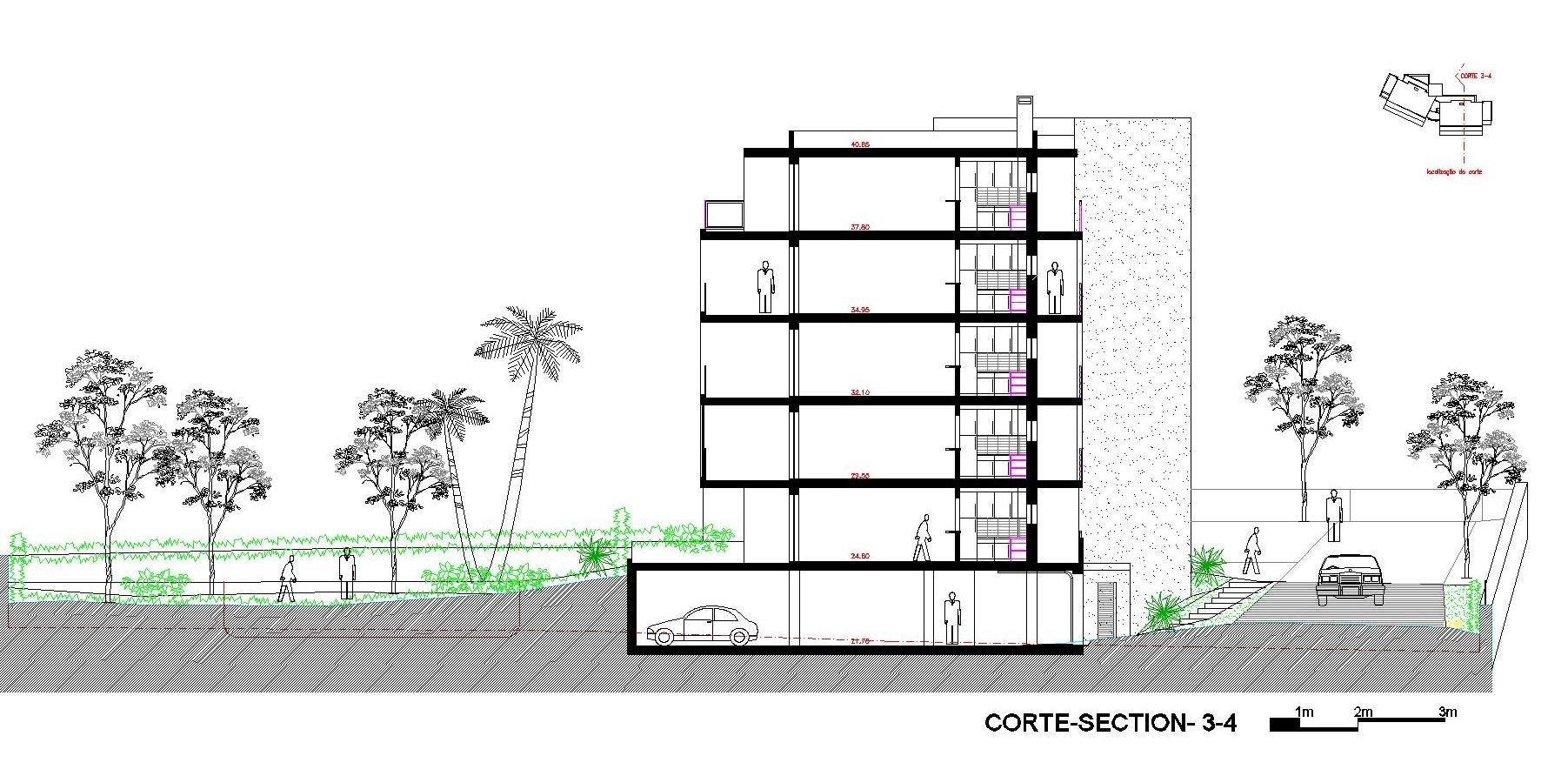 Galeria De Edif 237 Cio Em Portim 227 O Carlos Dias Pereira 11