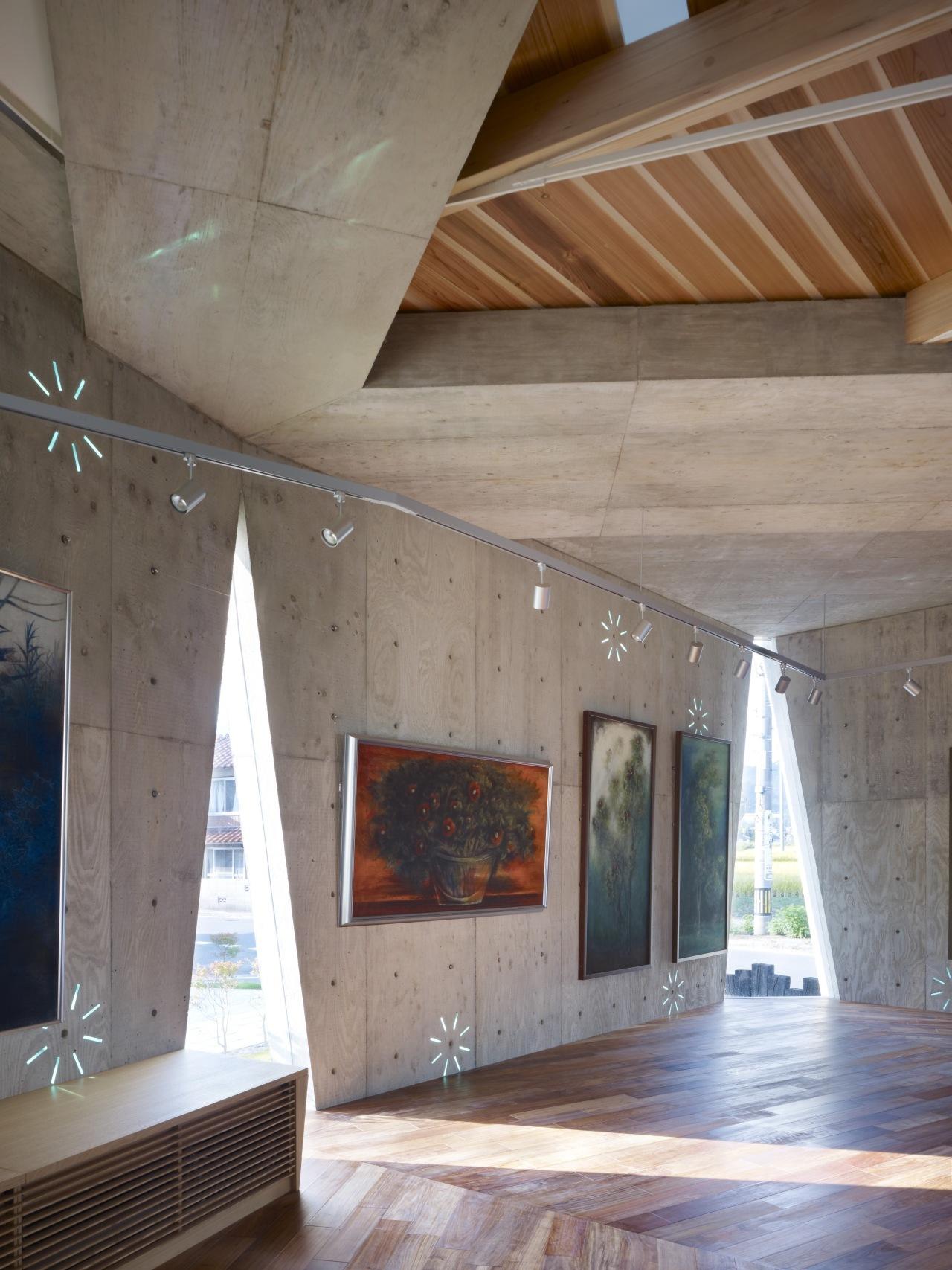 D Art Exhibition Ipoh : Galeria de museu arte mecenat naf architect design