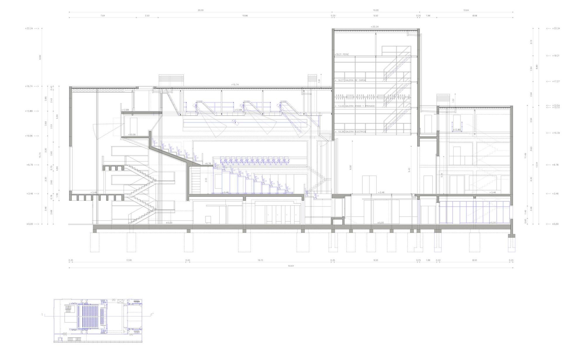 cinema hall design standards pdf