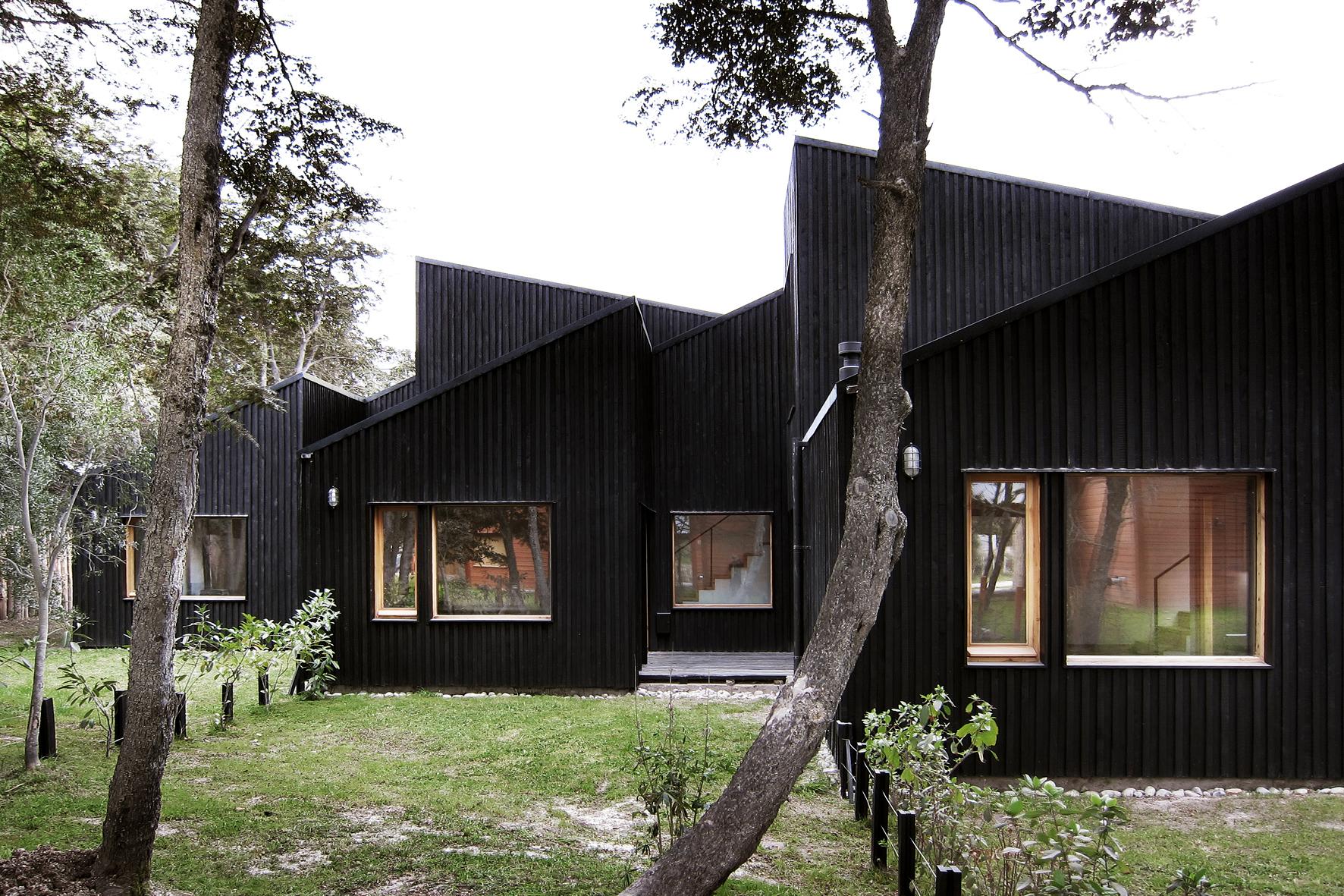 Casas CLF / Estudio BaBO, Cortesia de Estudio BaBO