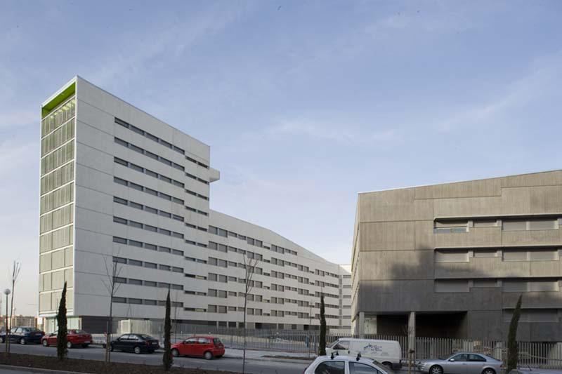 Conjunto Habitacional VPO / Burgos & Garrido arquitectos, © Ángel Baltanás