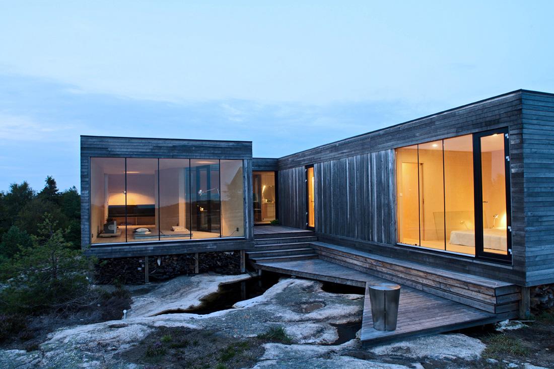 Casa de Verão Hvaler / Reiulf Ramstad Architects, © Cortesia Reiulf Ramstad Architects