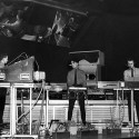 Kraftwerk em Kling Klang studio, 1981