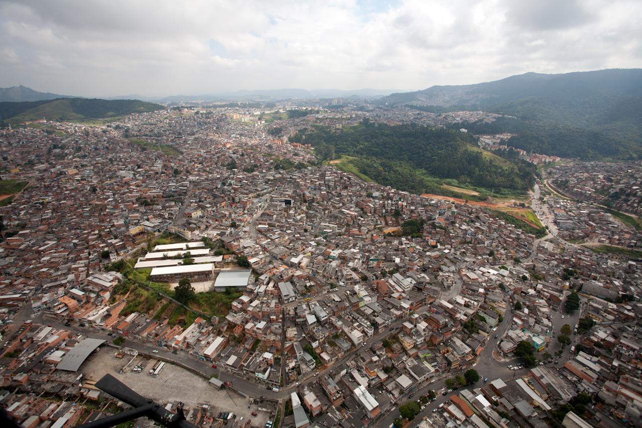 Cidades Sustentáveis, Cidades Inteligentes [Parte 2] / Carlos Leite, © Tuca Vieira. São Paulo: a cidade informal, Serra da Cantareira (APA)