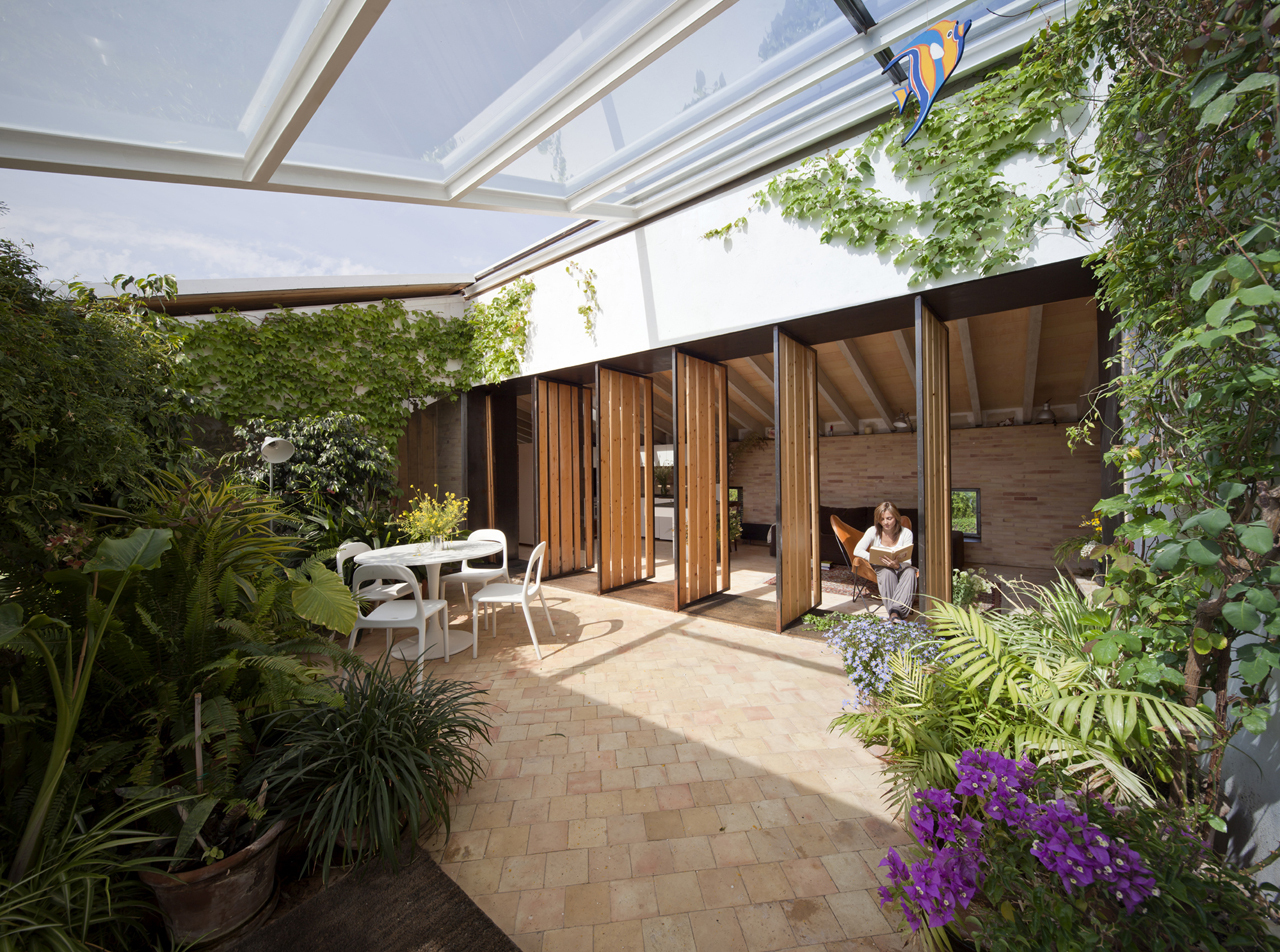 Casa Selva / Luis Velasco Roldán, © Jaime Sicilia